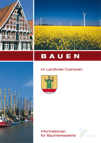 Baubroschüre des Landkreises Cuxhaven