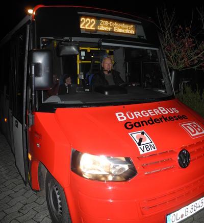 Bürgerbus Ganderkesee