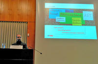 Abschlussveranstaltung Vortrag Reuter