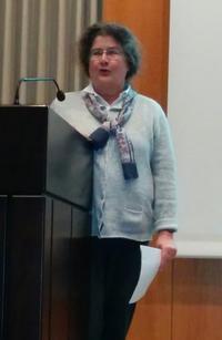 Abschlussveranstaltung Vortrag Reimann