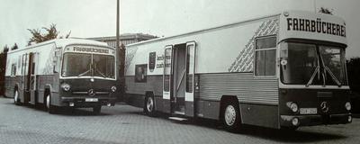 Bücherbusse 1976-1991