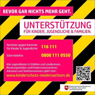 Bild vergrößern: Unterstützung für Kinder, Jugendliche & Familien